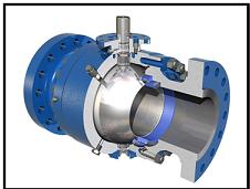 Trunnion Ball Valve Ball Valves