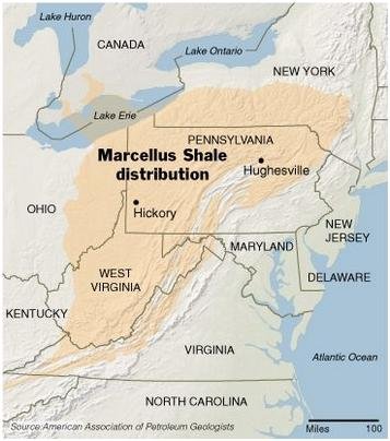 Marcellus Shale Marcellus Shale giving boost to US Midstream Firms