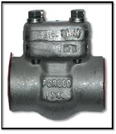 Foged Steel Check Valves1 Forged Steel Valves