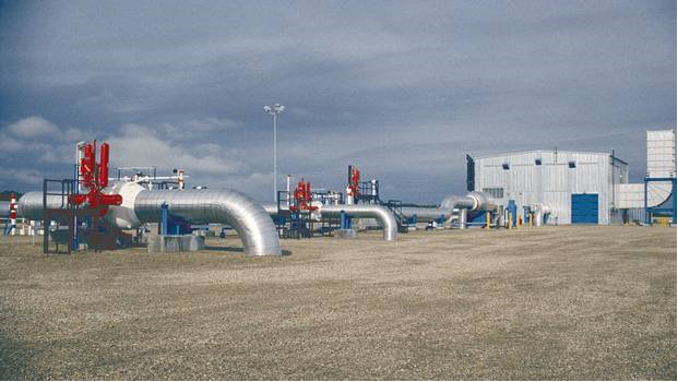 Pipeline Valves TransCanada Keystone XL 