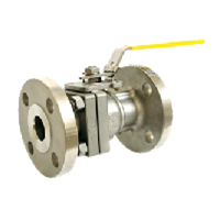 Flanged Ball Valves - Series FS - Flanged Full Port Fire Safe Ball Valve - Global Valve & Controls