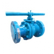 Flanged Ball Valves - Series FS600 - Flanged Full Port and Reduced Port Ball Valve - Global Valve