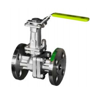 Flanged Ball Valves - Series YFS - Flanged Full Port and Reduced Port Ball Valve
