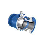 Trunnion Ball Valves - Global Valve & Controls GVC