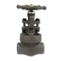 Forged_Steel_Series_F4 - Series F4 GLF-4 Forged Steel Valves - Global Valve & Controls - GVC