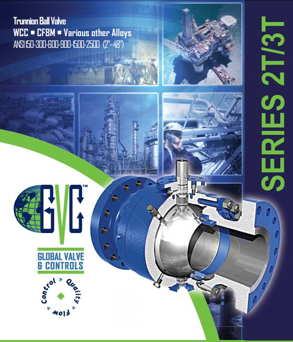 API-6D-Trunnion-Mounted-Ball-Valves-Double-Block-and-Bleed-Valves-Global-Valve-and-Controles-GVC